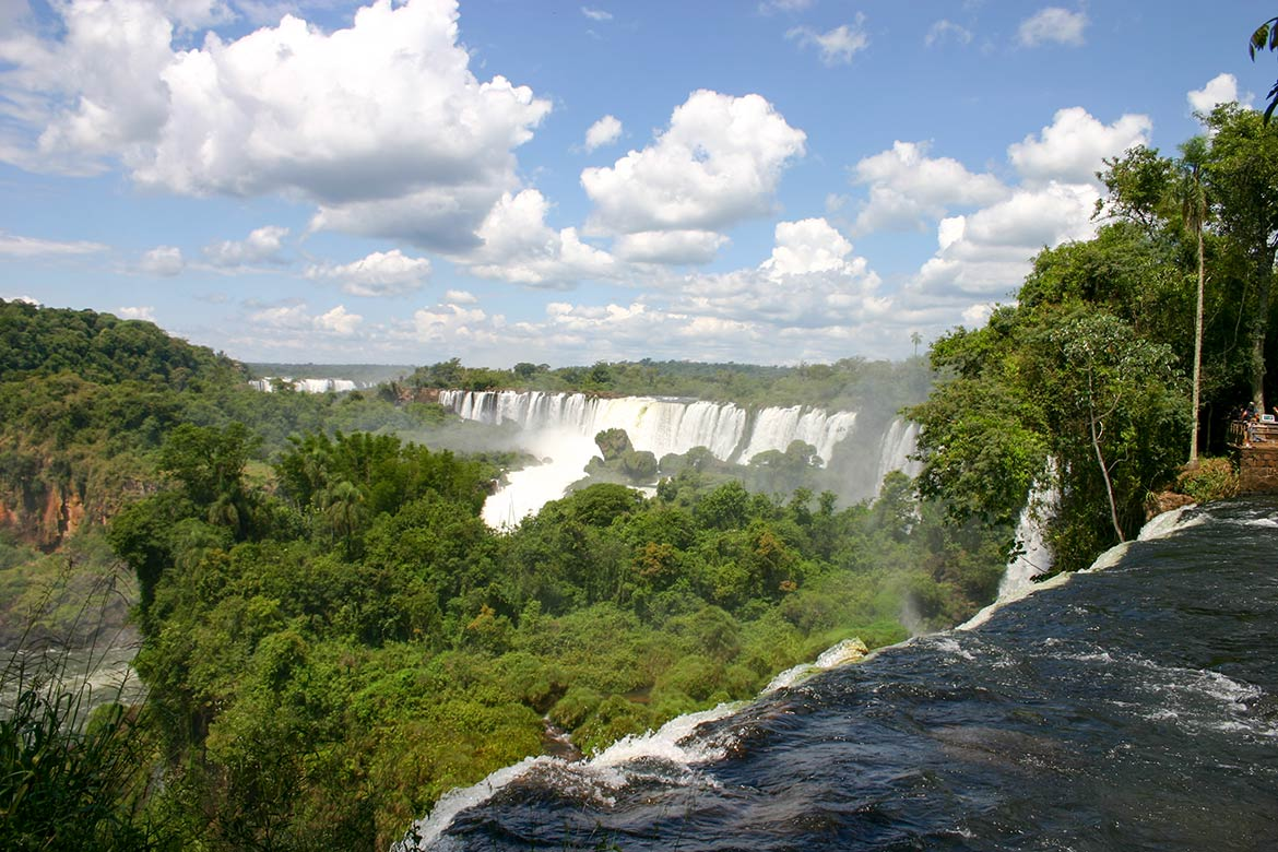 Iguazú Falls from the Argentine side