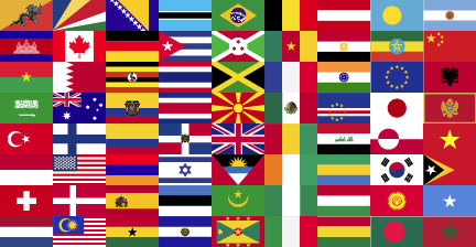 Countries Containing The Letter Z.World Countries List A Z List Of Countries And Regions In