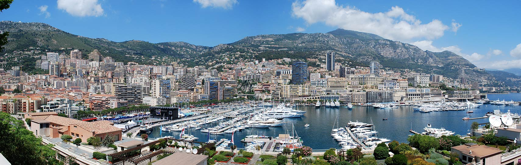 monaco is the capital of what country