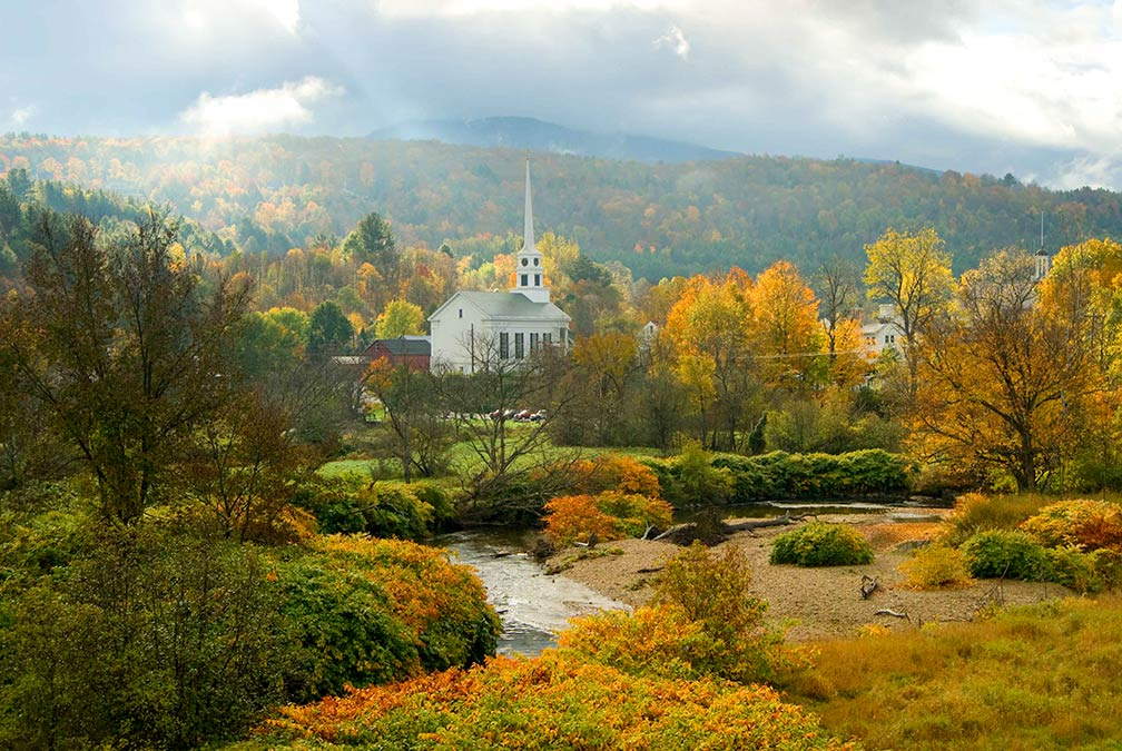 RT100 Scenic Byway Vermont - GyPSy Guide